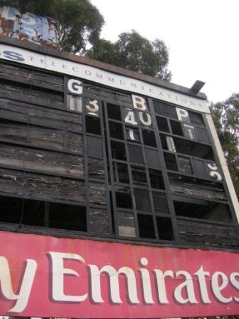 Collingwood, Victoria | Scoreboard pressure