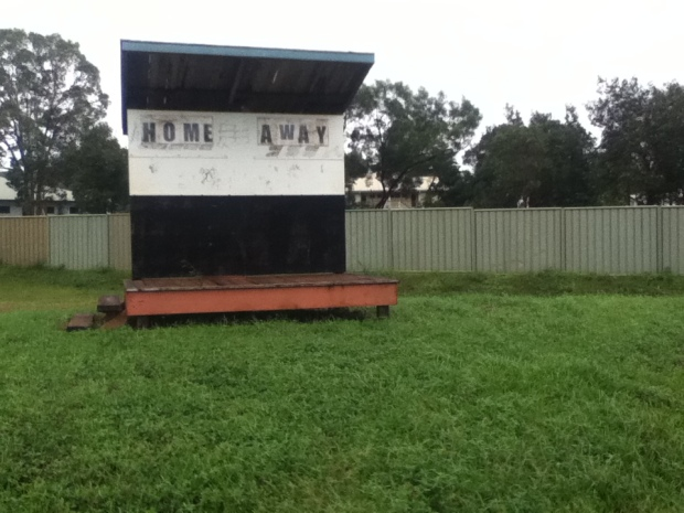 Cape York scoreboard