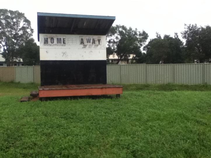 Cape York scoreboard