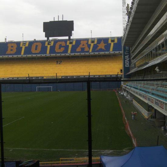 Boca Juniors stadium
