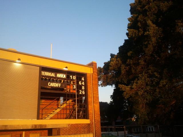 Newcastle Number 1 Sportsground