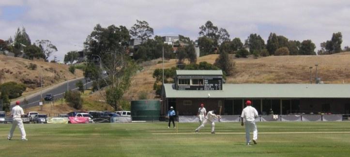 Merv Hughes Oval