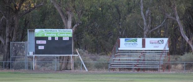 Moulamein scoreboard