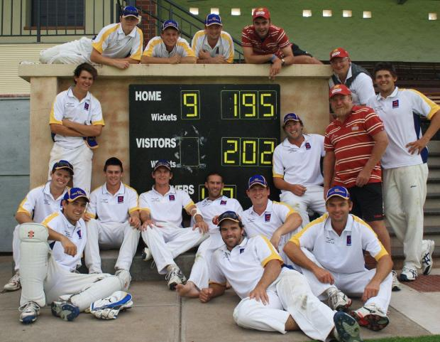 Yoke Peninsula cricketers