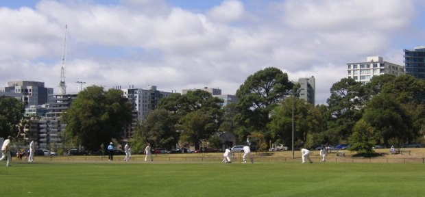 Harry Trott Oval