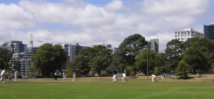 Harry Trott Oval