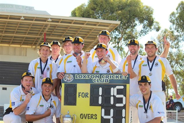 Loxton Cricket Club
