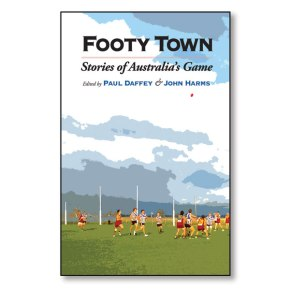 Footy Town book cover