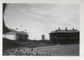 MCG Scoreboard 1962-63