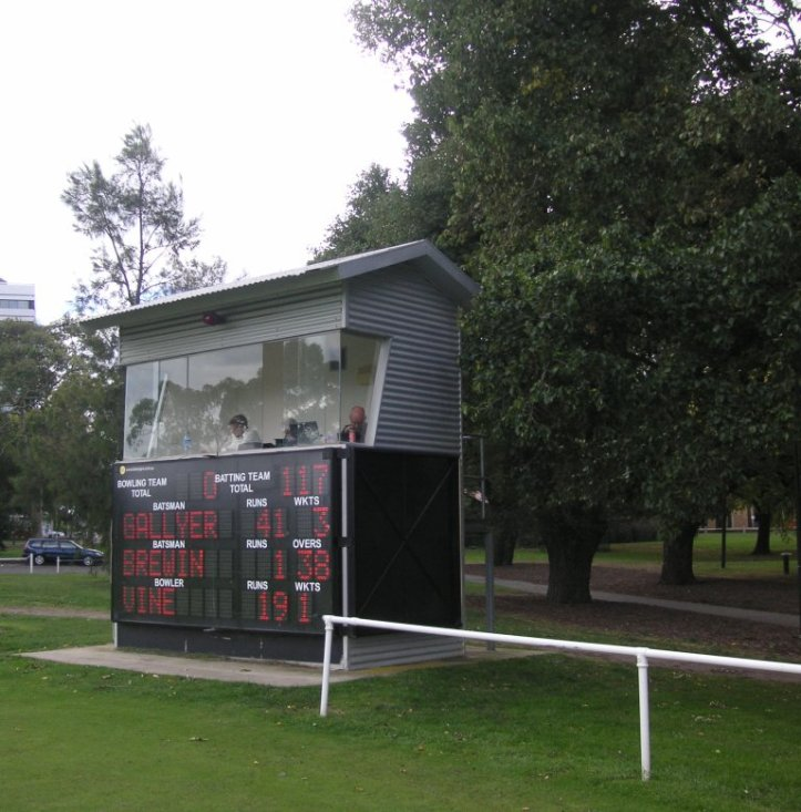 Princes Park Oval 1