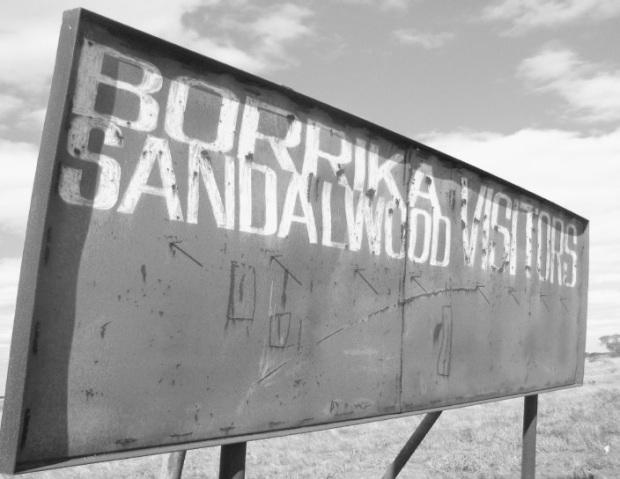 Borrika scoreboard