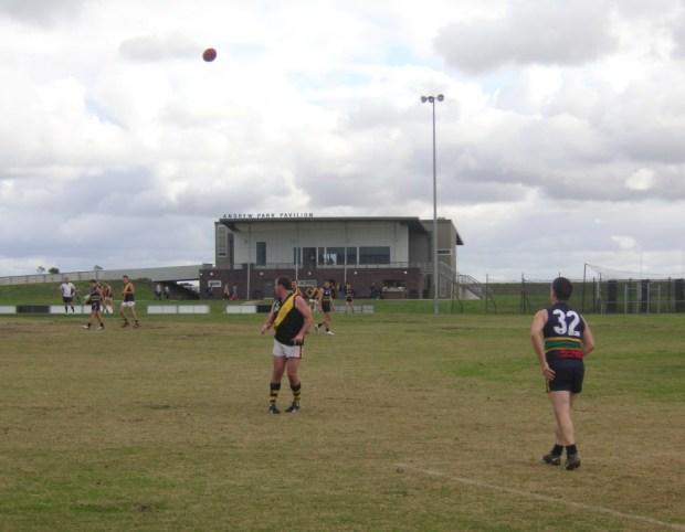 Westbourne ground