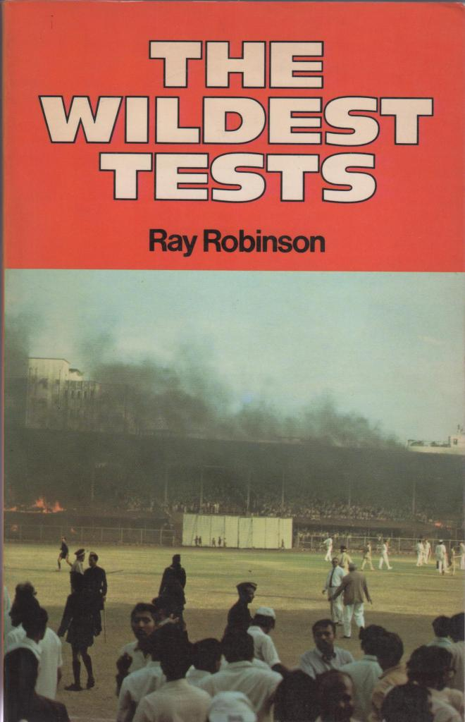Book cover of The Wildest Tests