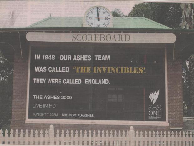 SBS advertisement