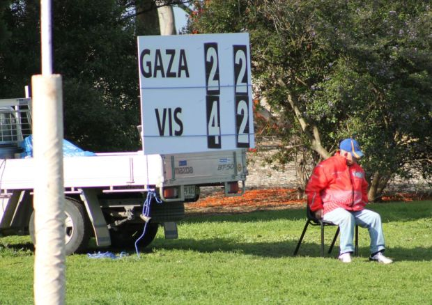 Gaza scoreboard