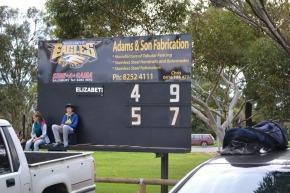 Elizabeth scoreboard, South Australia
