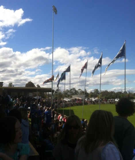 Bairnsdale City Oval