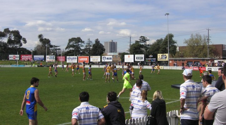 North Port footy ground