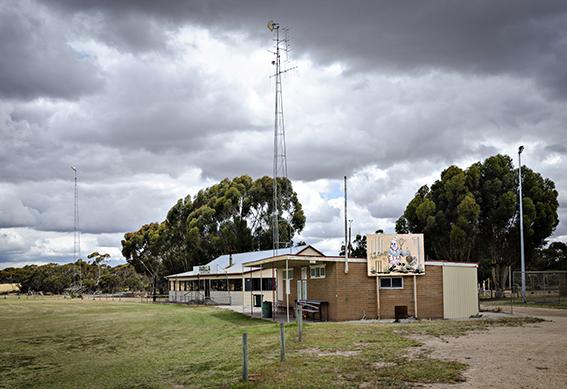 Parilla, South Australia. All photos by Eric Algra.