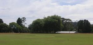 Daylesford ground