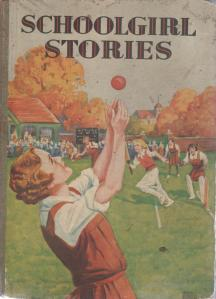 Schoolgirl Stories Book cover