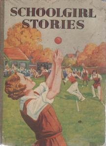 Schoolgirl Stories Book cover