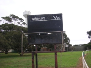 Werribee South footy ground