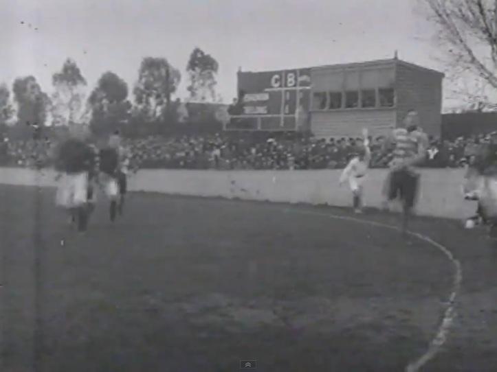 The MCG 1911 Essendon vs Geelong