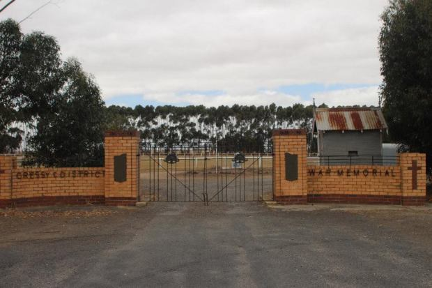Memorial gates