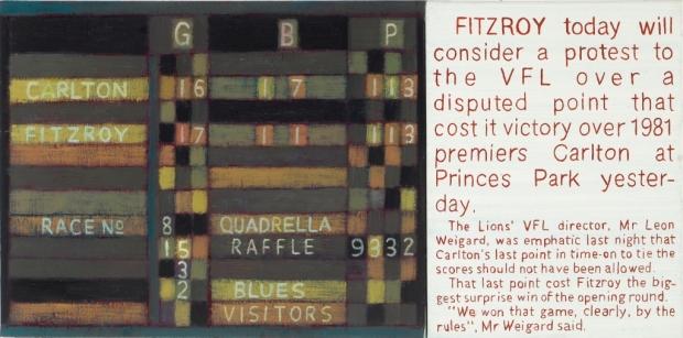 1982 scoreboard