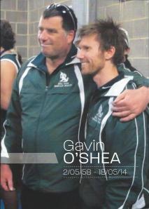 Gavin O'Shea