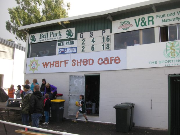 Bell Park footy ground
