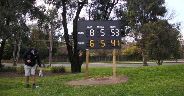 FIDA scoreboard