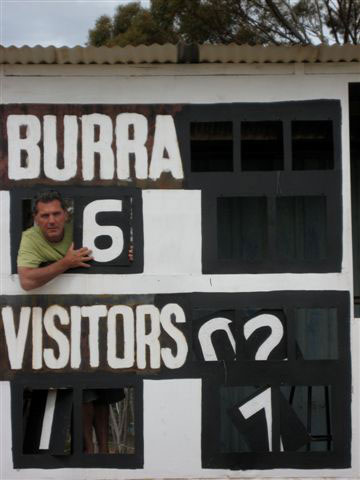 Brendon Cant revisits the scoreboard at Burracoppin, one of our favourites here at scoreboardpressure.com HQ.