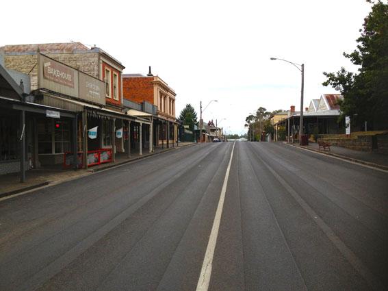 Piper Street, Kyneton
