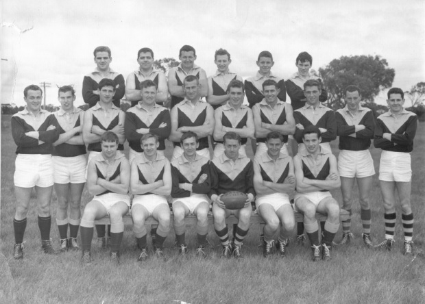 1963 Runners Up