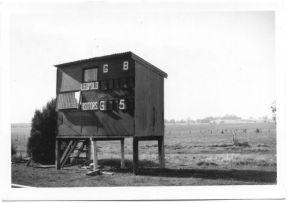 1964 scoreboard