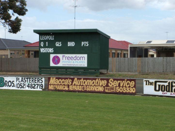 2005 scoreboard 1