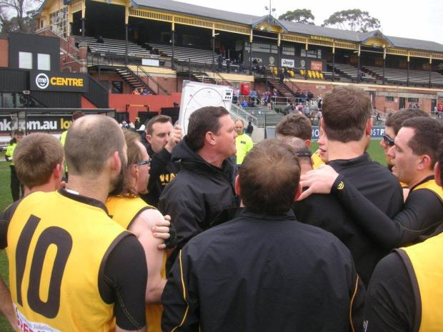 One more quarter for WA, who went on to win the Fifth versus Sixth game against Queensland.