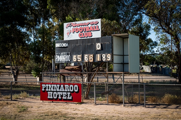 High scoring at Pinnaroo.