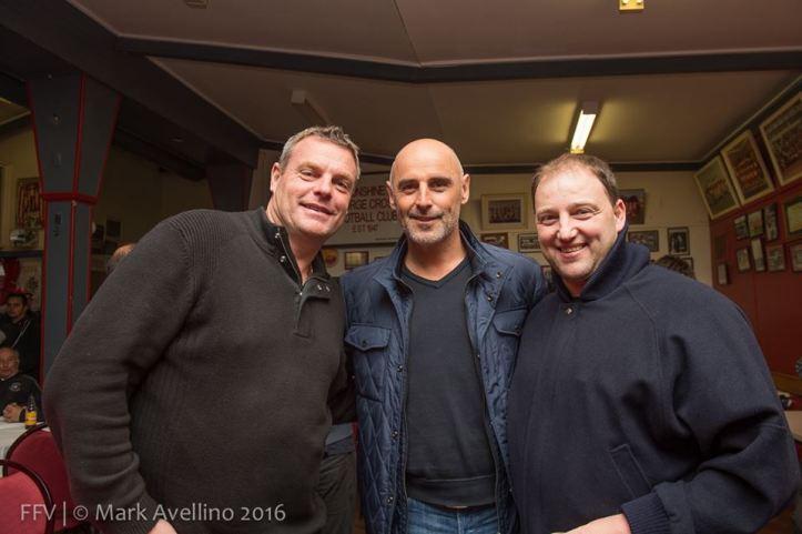 Andrew Marth, Kevin Muscat, Paul Trimboli