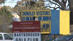 DUNOLLY scoreboard